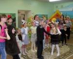 В Центре социальной помощи семье и детям Назарово состоялся спектакль