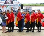 Боготольцы приняли участие в танцевальном фестивале в Томске