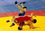 Назаровский борец примет участие в чемпионате России по вольной борьбе