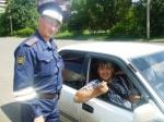 """В Шарыпово прошла акция """"Вежливый водитель"""""""