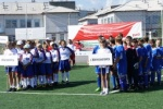 В Ачинске прошли соревнования по локоболу
