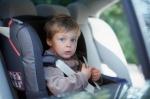 Выезжая за город, позаботьтесь о безопасности ребенка
