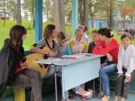 В назаровском оздоровительном лагере «Спутник» продолжается активный отдых