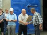В Назарово празднуют День металлурга