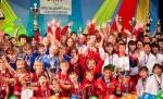 Команда ачинских школьников одержала победу на президентских соревнованиях