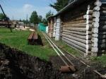 В Ачинском районе активно готовятся к новому отопительному сезону