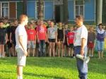 В назаровском лагере «Спутник» открылся 3 сезон
