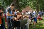 В Новоселово прошел отборочный этап спартакиады среди глав муниципальных образований территориального округа «Запад»