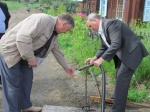 В поселке Безымянный города Назарово теперь качественная питьевая вода