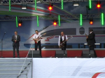 В Боготоле состоялся День железнодорожника