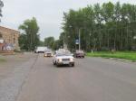 Водители Назарово продолжают нарушать ПДД