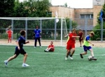 В Ачинске определены лучшие дворовые футбольные команды