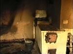 В результате пожара в Балахте подросток получила ожоги