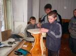 В Боготольском районе возродят мастерскую «Деревянное кружево Красноярья»
