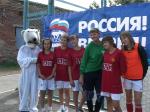 В Боготоле прошел турнир по футболу среди дворовых команд