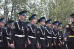 В Ачинском кадетском корпусе прошел День знаний