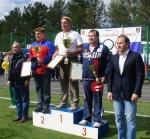 Команда «Запад» завоевала бронзу на V спартакиаде Совета муниципальных образований Красноярского края