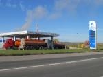 Назаровская АЗС «Газпромнефть» работать будет