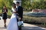 Новая свадебная традиция в Назарово