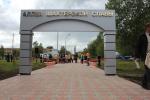 Руководитель Службы муниципального заказа города Назарово не доволен выполненными работами на аллее Шахтерской Славы