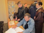 В назаровском Центре занятости населения прошла ярмарка вакансий