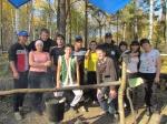 В Назарово прошел туристический слет «Поляна Гронская»