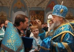 Экс-настоятеля назаровской церкви отца Евгения представили в Покровском кафедральном соборе Красноярска