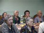 День пожилого человека в Боготоле