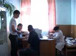 Боготольские новобранцы хотят служить в военно-морском флоте