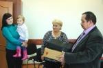 Семья из Ачинского района получила ноутбук