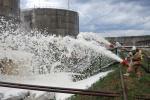 Назаровская ГРЭС готова к ликвидации чрезвычайных ситуаций