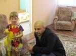 Председатель общественной организации «Социальное партнерство» Ярослав Феллер посетил назаровский детский дом