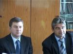 Министр образования и науки края Вячеслав Башев побывал с рабочим визитом в Боготоле