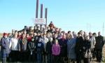 Жители ныне несуществующего села в Шарыповском районе собрались вместе