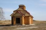 В Ужуре завершается строительство нового храма