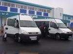 Новые автобусы для шарыповских спортсменов