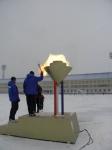 В Ачинске прошло открытие футбольного поля