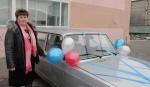 За хороший урожай в Шарыповском районе дарят автомобиль