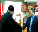 Православная церковь представила Юрия Лебедева к высшей награде