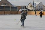 В Назарово появилась новая хоккейная коробка