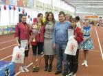 В соревнованиях на призы Мастерковой победили красноярцы
