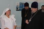 Назарово посетил митрополит Красноярский и Ачинский Пантелеимон
