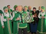 Ачинскому ансамблю русской песни подарили гармошки