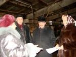 Глава администрации Ачинского района посетил животноводческие фермы