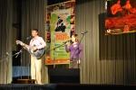 Назаровцы выступили на фестивале авторской песни «Гитара по кругу»