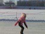 В Ачинске прошли соревнования «Серебряные коньки»