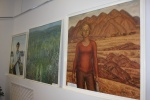 В музее открылась выставка «Сказание о земле Назаровской»