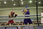 В Назарово проходит краевой турнир по боксу на новогодние призы