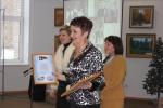 В Назарово прошла музейная встреча с почетными гражданами города
