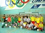 В Назарово прошло первенство края по мини-футболу среди девушек